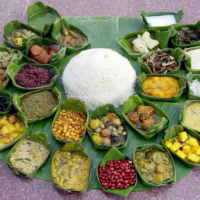 Manipuri Food: Vegetarian Ushop