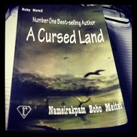 """Trailer2  044 FindingTheVoices Nameirakpam Bobo Meitei Author of Tales Of Human Mischief and A Cursed land sharing about his book """"A Cursed land"""""""