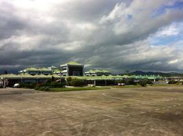 Airport in Imphal, Where emotional memories of smiles, love, success, tears and sorrow of many are tied with this special place.