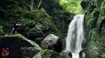 Ireng Waterfall, Ireng Village