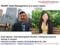 S02E09 Hotel Management as a career choice