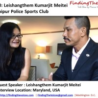 S02E20 FindingTheVoices: Leishangthem Kumarjit Meitei of Manipur Police Sports Club