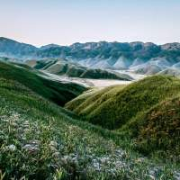 Dzukou Valley of Manipur