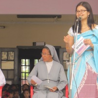 S02E18 FINDINGTHEVOICES: A day at my School, Little Flower School, Imphal, Manipur