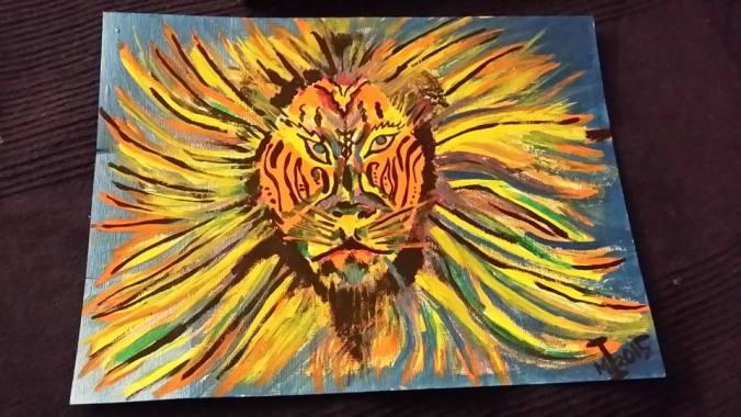 angry_PaintingbyMonicaIngudam