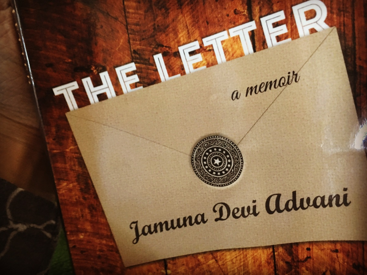 Book Review 002 : The Letter by Jamuna Devi Advani