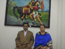 langam parents