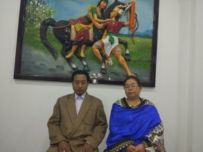 langam parents