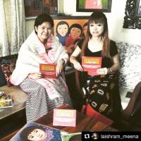 FindingTheVoices with Laishram Meena Devi: Love, marriage and career #Manipur #Artist