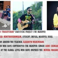 """S05E02 """"1001 Thagatchari"""", Gratitude project for Manipur. #4AkhuChingakham #997ToGo"""