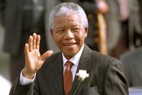 Nelson-Mandela - Babloo Loitongbam