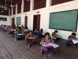 Saya Okram_ Children of Ashramsala_Sabarmati Ashram, Ahmedabad, Gujarat - Saya Okram