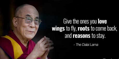 Saya Okram_His Holiness The Dalai-Lama - Saya Okram