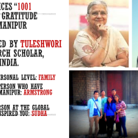 "S05E08 ""1001 Thagatchari"", Gratitude project for Manipur #10ArmstrongPame #991ToGo"