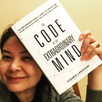 The Code of the Extraordinary Mind by Vishen Lakhiani #BookReview #AmReading #FindingTheVoices